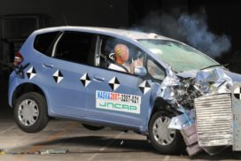 Japan Prepares to Toughen Automobile Crash Test Standards