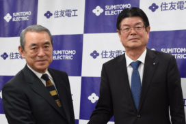 Sumitomo Electric Names Inoue as Next Company President