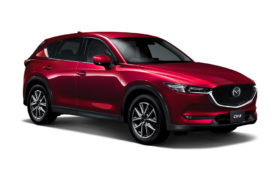 Mazda to Add Generation 2 Skyactiv Engine to the CX-5