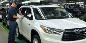 Toyota to Create 400 New Jobs at US Plant