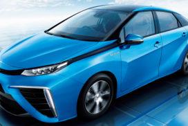 Toyota to Run Demonstration Trials of Mirai FCV Line in United Arab Emirates