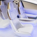 Interior Parts Suppliers Prepare for Next-Generation Automobiles