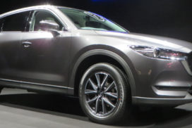 Mazda Moves to Turn Around Sales in Japan, North America