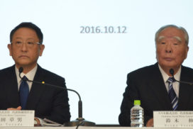Toyota and Suzuki Sign Memorandum, Close in on Potential Business Alliance