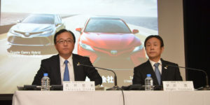 Toyota Upwardly Revises Consolidated Earnings Estimate for 2016