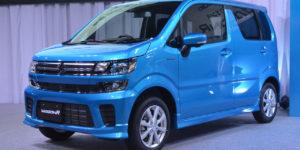 Suzuki Adopts New Collision Mitigation Device