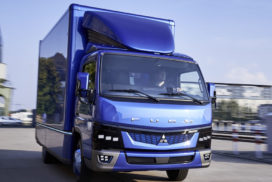 Mitsubishi Fuso to Begin Truck Production in India, Targets Middle East Market