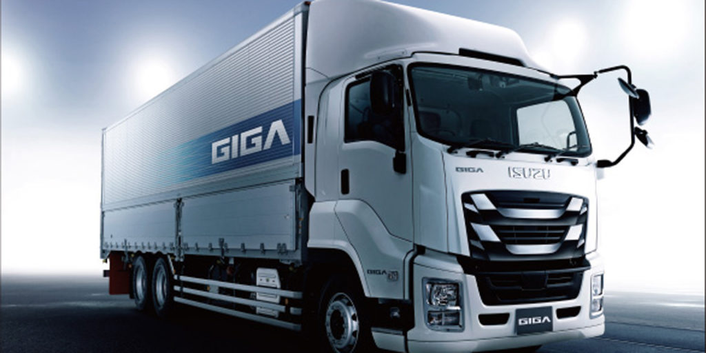 Isuzu Localizes Giga for Entry Into China's Heavy Duty Truck