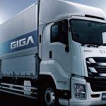Isuzu Localizes Giga for Entry Into China's Heavy Duty Truck Market