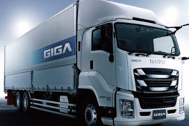 Isuzu Localizes Giga for Entry Into China's Heavy Duty Truck Market