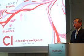 Honda to Launch New AI and Robotics R&D Lab
