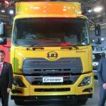 UD Trucks Launches Croner Medium-Duty Truck in Bangkok