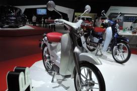Honda and Japan Post Sign MOU for Electric Motorbike Postal Delivery Service