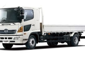 Hino Incorporates Modular Principles Into Truck Designs