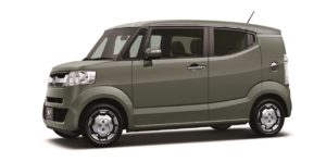 Honda to Reduce Weight of New N-Box Light Vehicle by 100 Kilograms