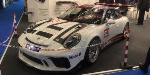 Porsche First Automaker to Adopt Teijin CFRP Preforming Technology