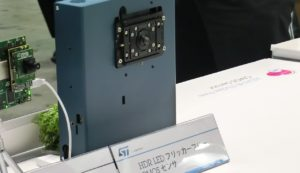 STMicroelectronics Develops CMOS Sensor for In-Vehicle Cameras