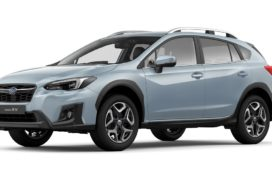 Fuji Heavy Industries Unveils All-New Subaru XV