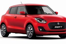 Suzuki Unveils New Swift at Geneva Motor Show, Sets April Date for European Launch