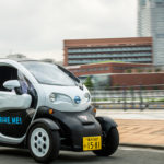 Nissan Trials Yokohama Car Sharing Service Featuring Ultra-Compact Electric Vehicles