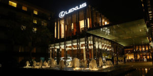Toyota Debuts Lexus in India With Four Exclusive Sales Outlets
