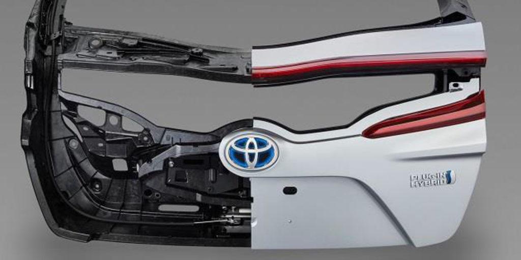 Mitsubishi Rayon S Cfrp Material Chosen For Prius Phv