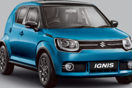 Suzuki Launches Production of Ignis Compact SUV in India