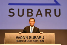 Fuji Heavy Industries Officially Becomes Subaru on 100-Year Anniversary