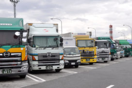 For First Time in 10 Years, Japan Sees More Than 90,000 Medium and Heavy-Duty Truck Sales