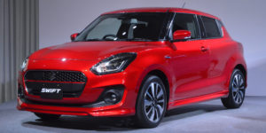 Suzuki Extends Production of New Swift to India