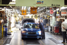 Subaru to Create up to 600 New Jobs at Indiana Plant