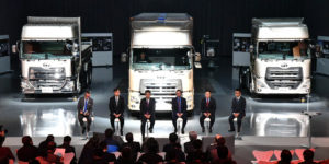 UD Trucks Announces New Quon Heavy-Duty Truck