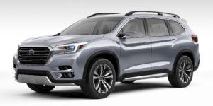 Subaru Goes Bigger With New SUV, Reveals Ascent Concept Car