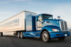 Toyota Supersizes Mirai Fuel Cell Technology for Tests in Heavy-Duty Truck