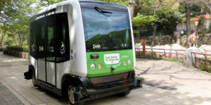 DeNA, City of Yokohama to Test Self-Driving Bus Service at Local Zoo
