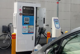 Chademo Makes Full-Scale Push to Popularize EV Fast Chargers Overseas