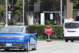 Renesas Successfully Tests Fully Autonomous Demo Car in Tokyo