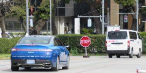 Renesas Successfully Tests Fully Autonomous Demo Car in Tokyo