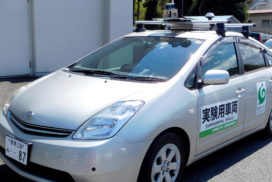 NTT Data, Gunma University Target Fully Autonomous Driving for 2020