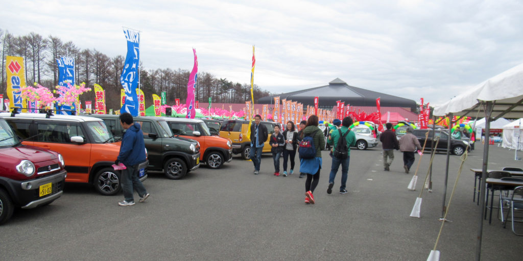 Japanese New Car Sales Increase for Sixth Consecutive Month - Japan ...