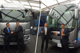 Mitsubishi Fuso Launches Fully Revamped Super Great Truck, Aero Buses