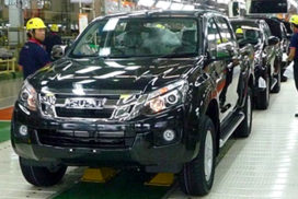 Isuzu Motors to Acquire GM's Stake in South African Subsidiary