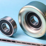 NTN Develops New Pulley Bearing Capable of Handling 20,000 RPM
