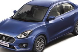 Suzuki Launches Fully Revamped Dzire Compact Sedan in India