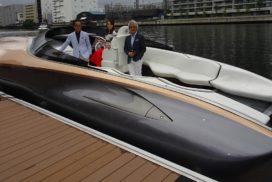 Toyota Unveils Lexus Pleasure Boat Prototype, Lays Out Sport Yacht Concept