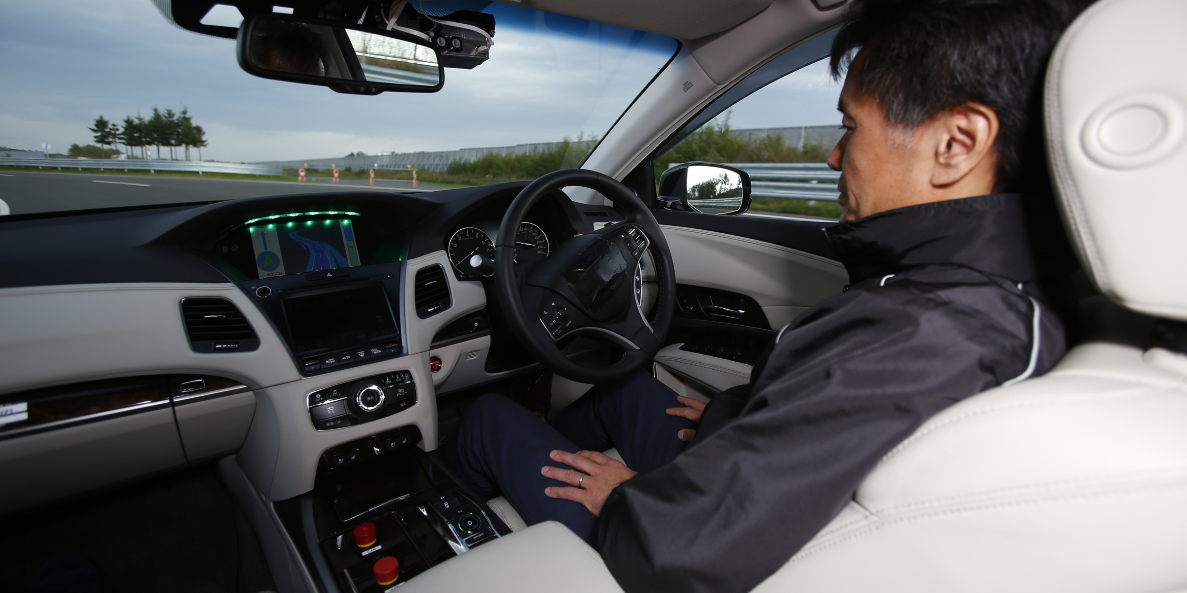 Bosch Sony Semiconductor Team Up To Develop In Vehicle
