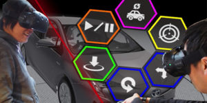 ISID Develops 3D Vehicle Data Sharing System Using VR Technology