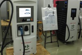 METI to Subsidize 150-Kilowatt Ultrahigh-Speed Charging Stations