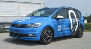 Germany's ZF Unveils New Self-Driving Concept Car