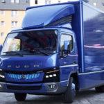 Mitsubishi Fuso to Launch EV in Each Truck Class by 2020
